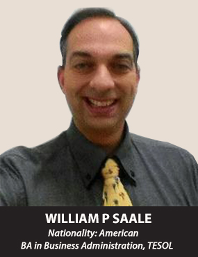 William P Saale